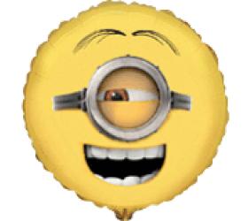 Balón Mimoň 5