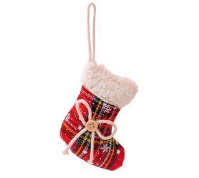 Vianočná dekorácia visiaca viac druhov
