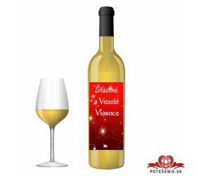 Vianočné darčekové víno DV039
