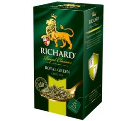 Richard Royal Green 50g (25 porcií)