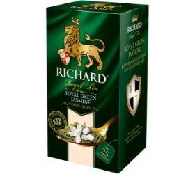 Richard Royal Green Jazmín 50g (25 porcií)