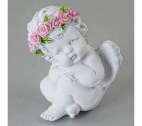 Anjel sediaci polyrez. 16cm