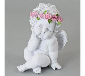 Anjel sediaci polyrez. 18cm