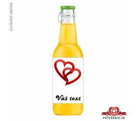 Svadobný ovocný nápoj pre hostí, motív S080