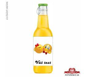Svadobný ovocný nápoj pre hostí, motív S082