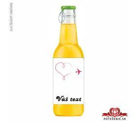 Svadobný ovocný nápoj pre hostí, motív S103