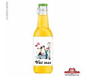 Svadobný ovocný nápoj pre hostí, motív S104