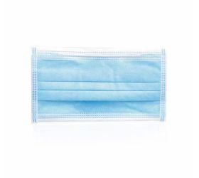 Jednorázové ochranné rúško modré, balenie 50 ks
