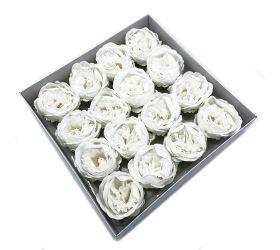 Mydlové Kvety - Pivoňka - Biela