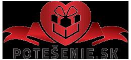 Logo Potešenie.sk, s.r.o.